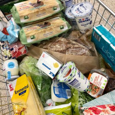 Jak na nákup potravin