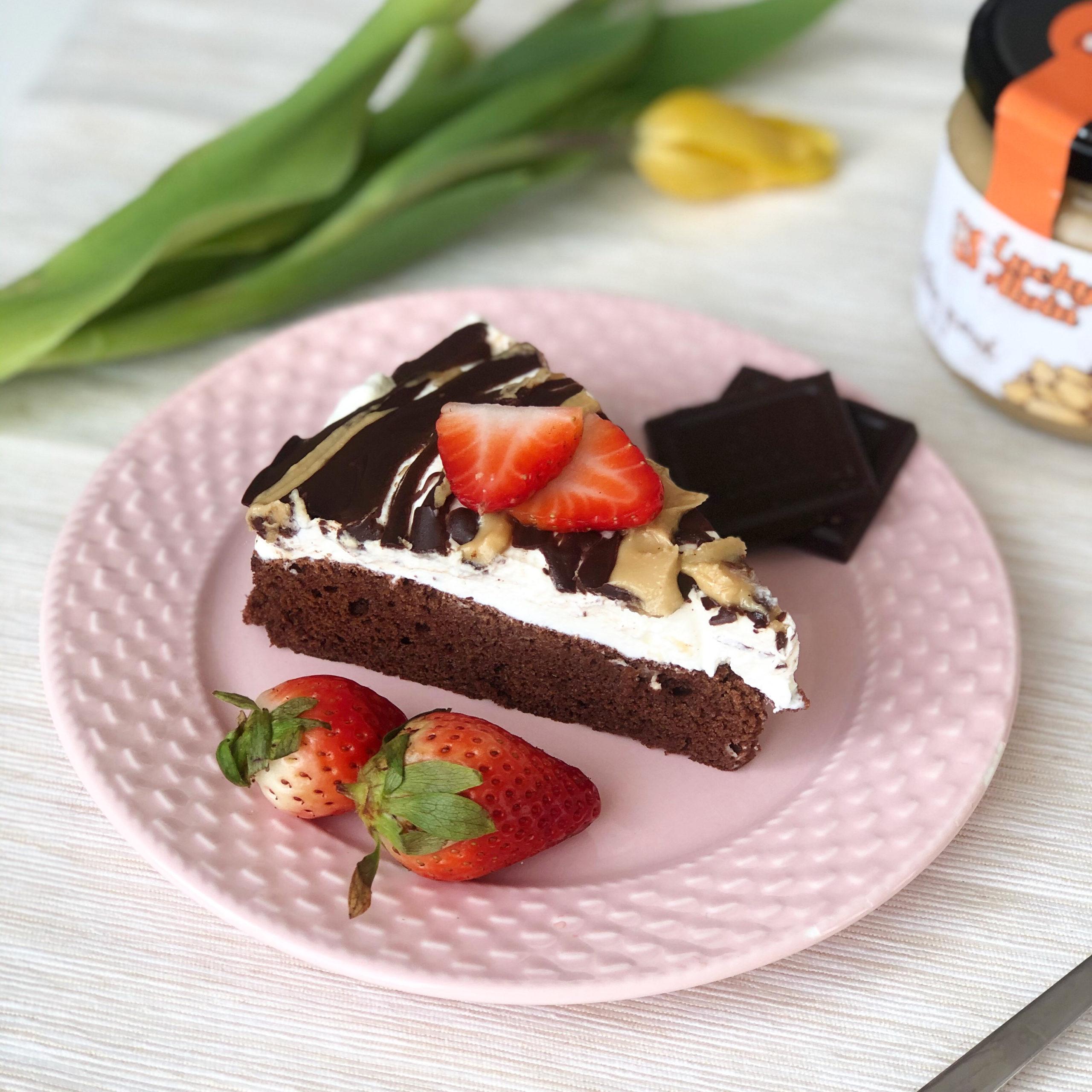 Zdravý míša dort bez lepku