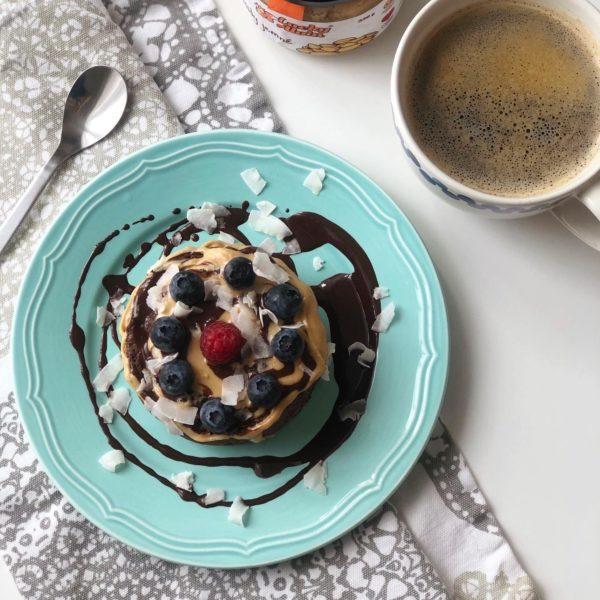 Mandlový mugcake