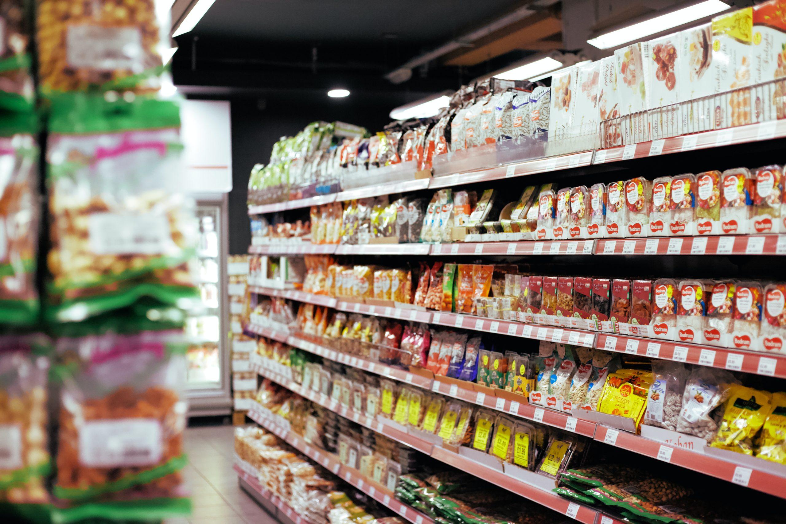 Složení potravin