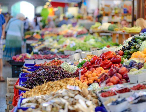 Jak správně nakupovat potraviny