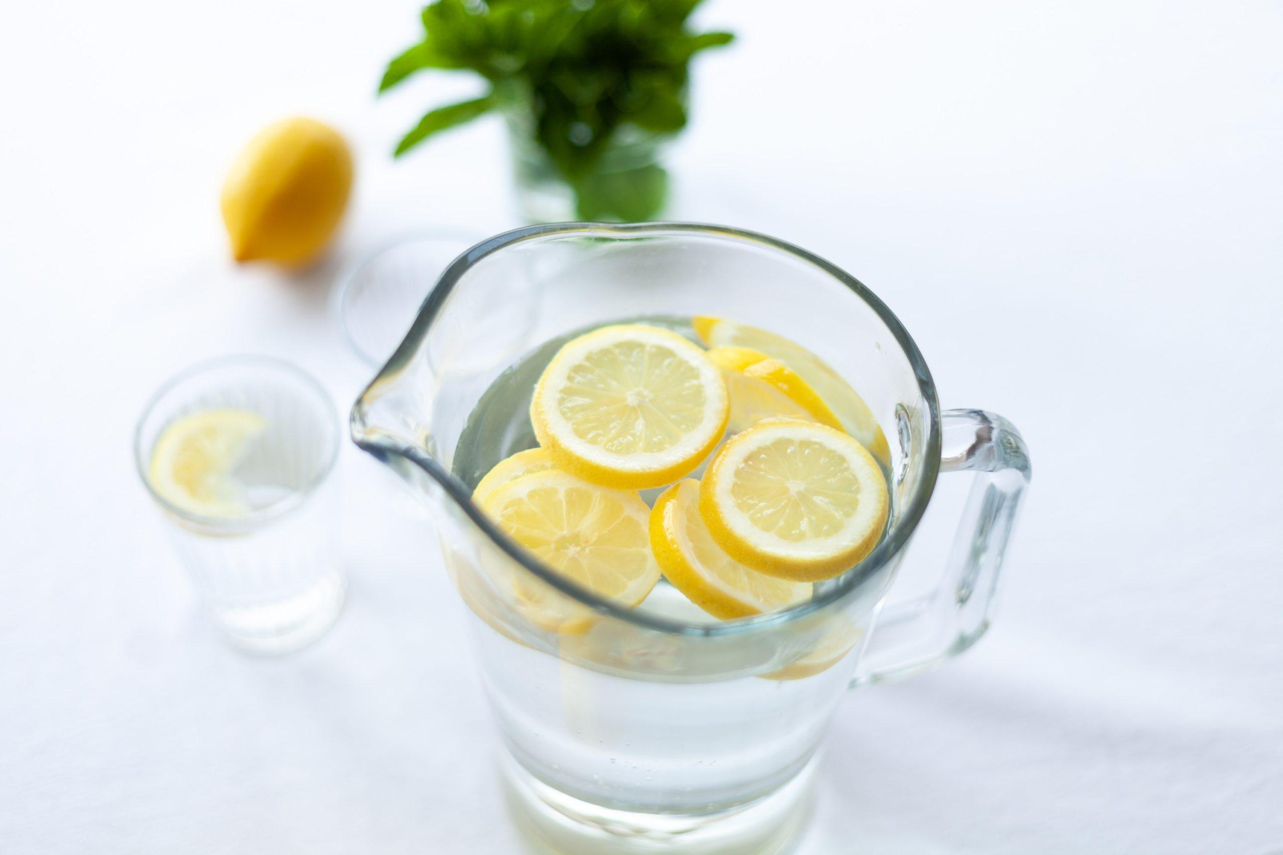 Jak na pitný režim